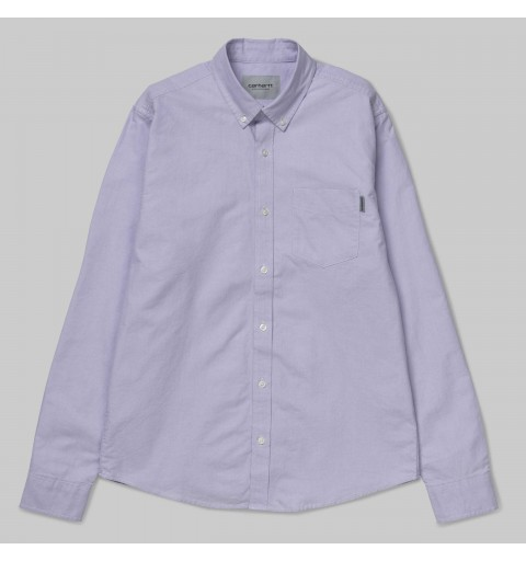 L/S Button Down Pocket...