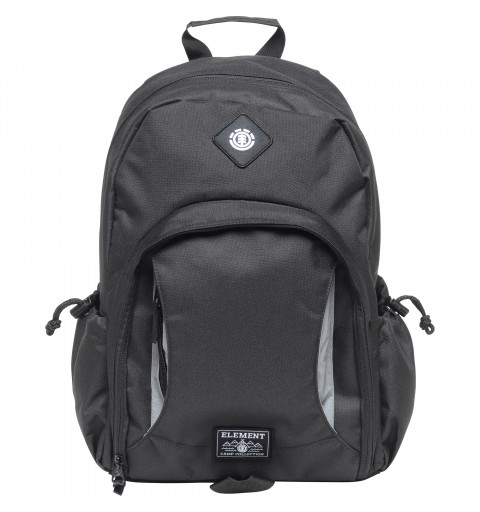 HILLTOP Backpack Flint Black
