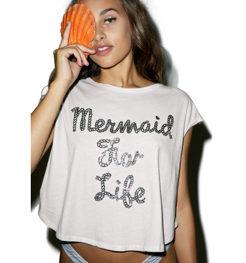 MERMAID FOR LIFE  OVERSIZE...