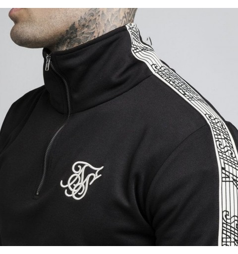 SIK SILK QUARTER ZIP RUNNER