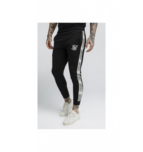 SikSilk Cuffed Runner Pants