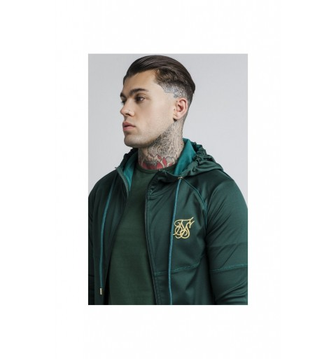 SikSilk Zip Through Zonal...