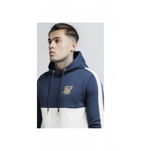 SikSilk Cut And Tape Hoodie