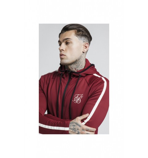 SikSilk Tech Athlete Zip...