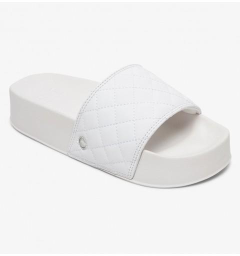 DC Slide Platform White
