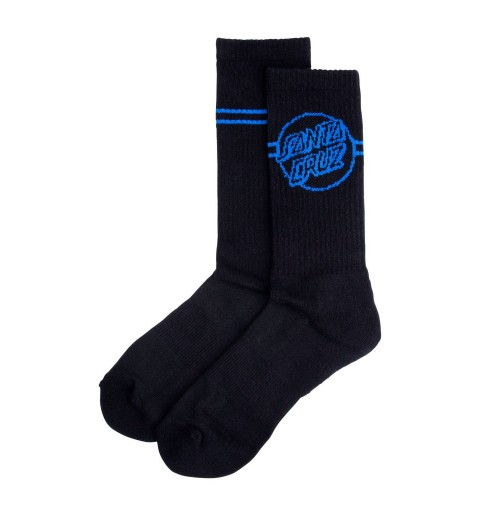 Sock Opus Dot Stripe BLK...