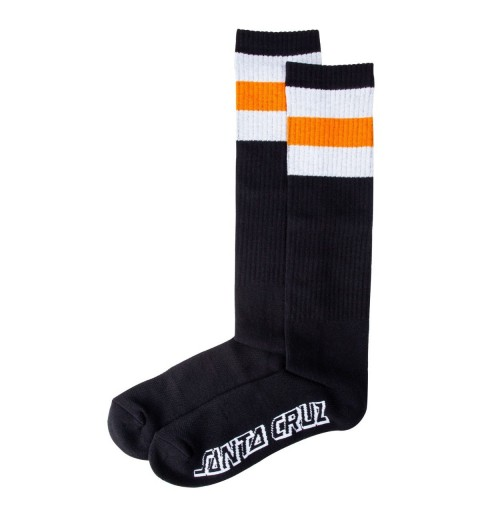 Bench Sock Santa Cruz BLK