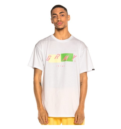 Grimey Rope a Dope Tee White