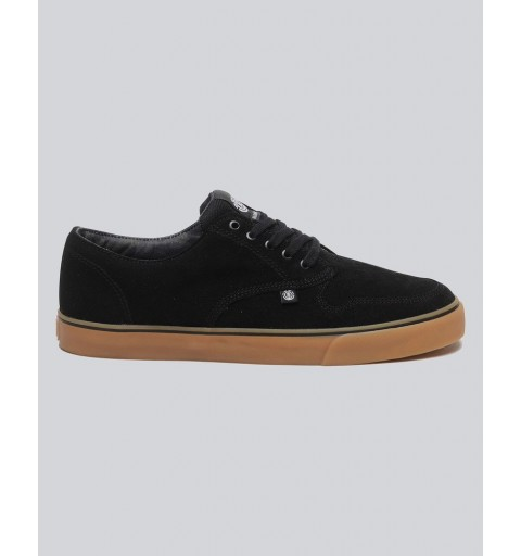 TOPAZ C3 SHOES BLACK GUM