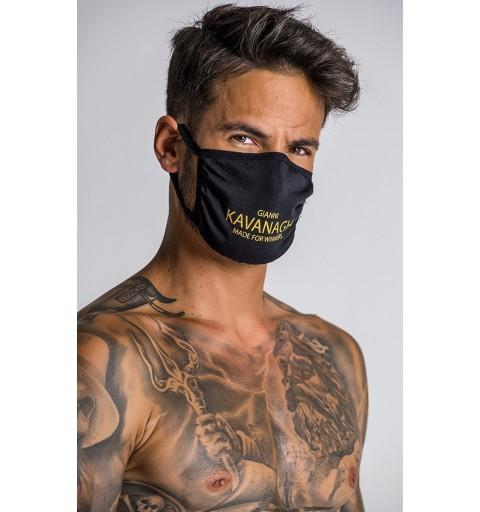 GK Gold Plaque Safety Mask