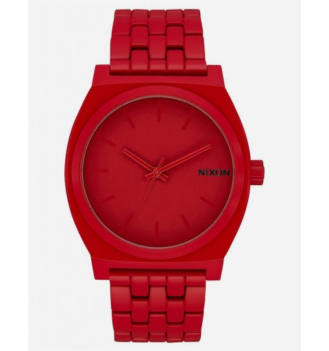 Time Teller All Red