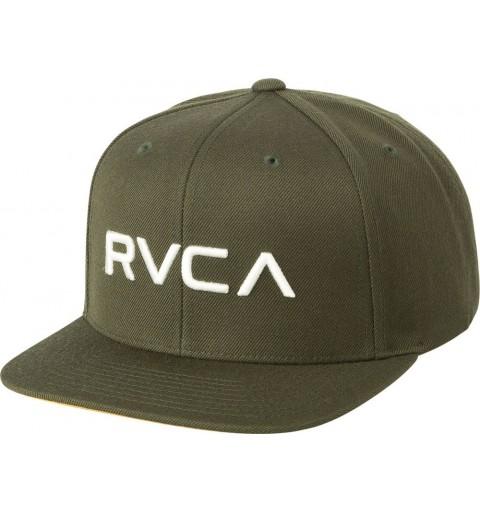 RVCA Twill Snapback III